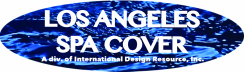 Los Angeles Spa Cover